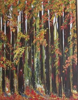 Autumn by Anne Marie Spears