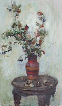 Autumn bouquet by Olga Suvorova