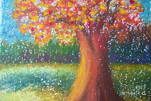Autumn Color by Deb Stroh Larson