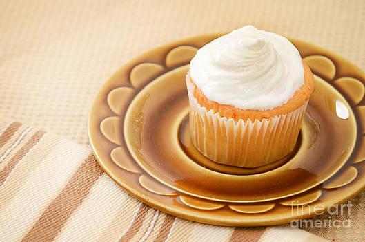 Autumn Cupcake by Anna Crowder