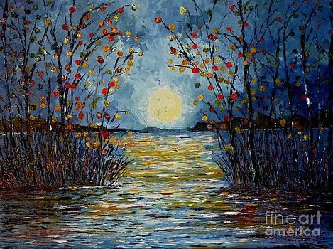 Autumn Dream _ My Little Paradise by AmaS Art