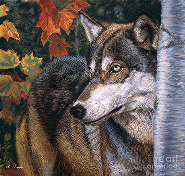Autumn Eyes by Deb LaFogg-Docherty