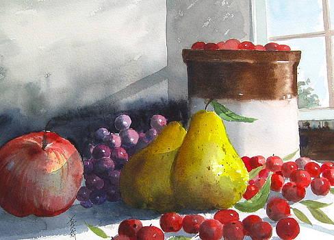 Autumn Fruits by Richard Yoakam