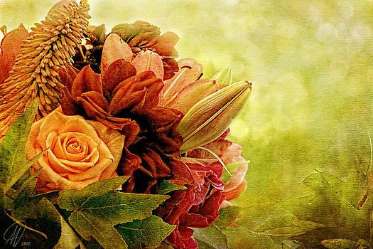 Autumn Glorious by Margaret Hormann Bfa