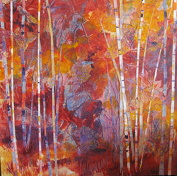 Autumn Glory by Lelija Roy