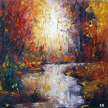 Autumn Illusions by Rumen Dragiev