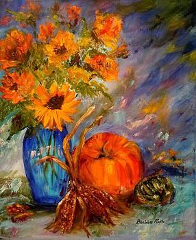Autumn Impressions by Barbara Pirkle