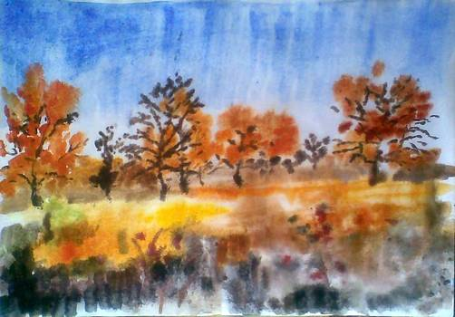 Autumn In Harghtia by Vaidos Mihai