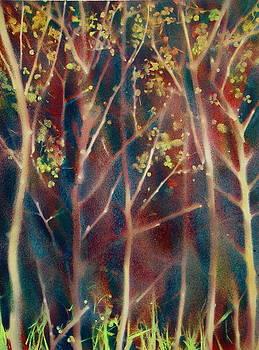 Autumn in the forest  by Avi Gorzhaltsan