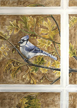 Autumn Jay by Gail Darnell