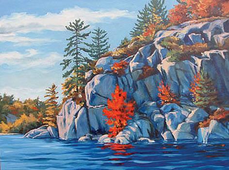 Autumn La Cloche by RoseMarie Condon