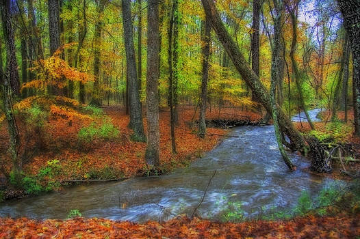 Autumn on the Farm by James Corley