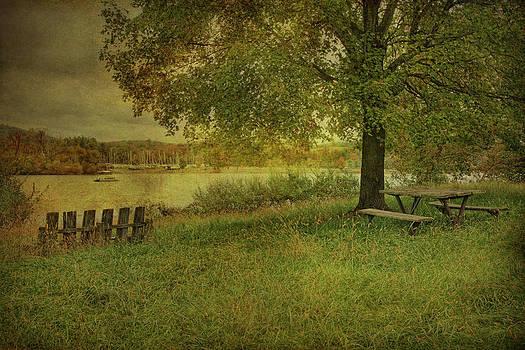 Autumn Picnic by Pat Abbott