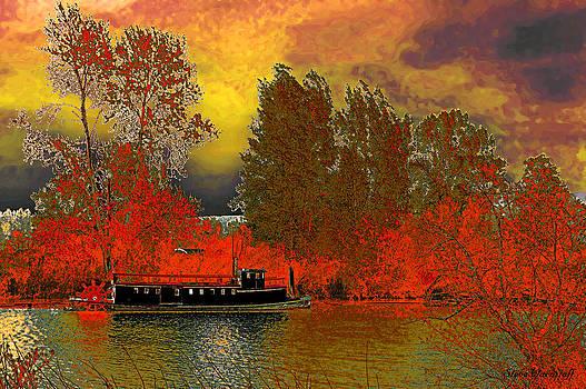 Autumn Rising by Steve Warnstaff