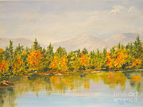 Autumn Scene 1 by Milly Tseng