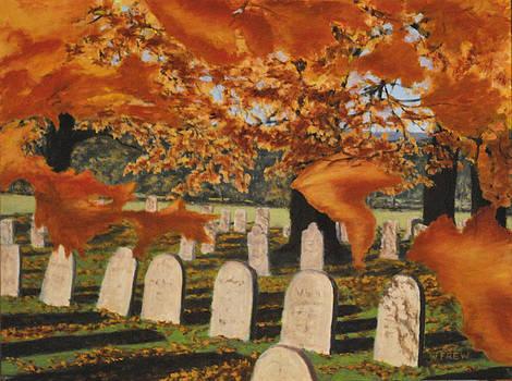 Autumn Serenity by William Frew