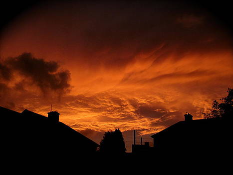 Autumn Sky by John O Doherty