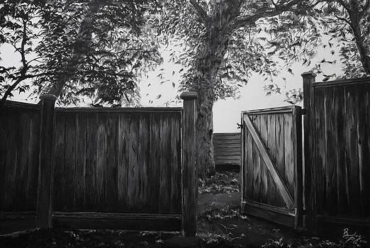 Autumn Stillness by Brandon Wong