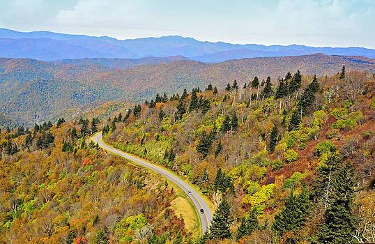 Autumn Travel by Susan Leggett