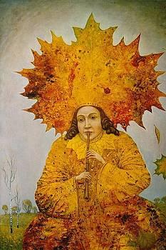 Autumn by Vladimiras Nikonovas
