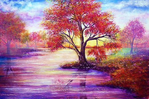 Autumn Waters by Ann Marie Bone