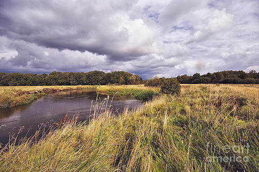 Autumn weather by Wedigo Ferchland