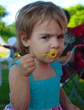 Ava Mad Bubbles by Scott Kelley