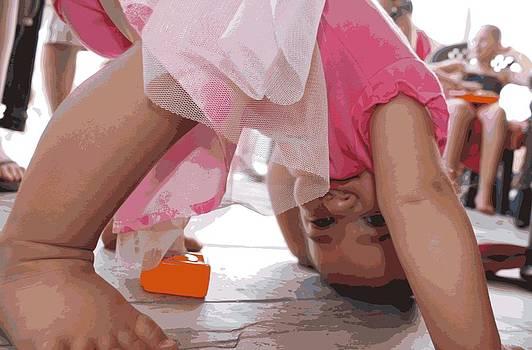 Ava upside down  by Scott Kelley