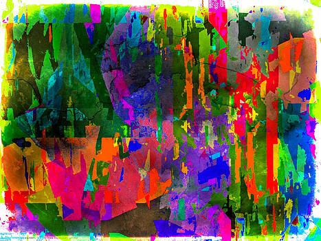 Avant-garde by Virginia Dillman