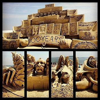 Awesome Sand Sculptures! by Jill Jankowski