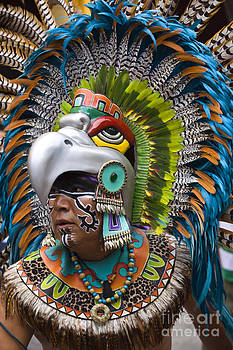 Craig Lovell - Aztec Eagle Dancer - Mexico