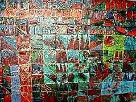 Azteca by Bernard Goodman