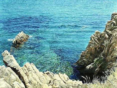 Azur by Carina Mascarelli