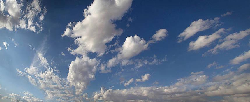 Nathan Mccreery - Azure Skies