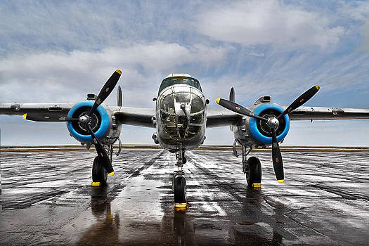 Nathan Mccreery - B-25 Mitchell Bomber