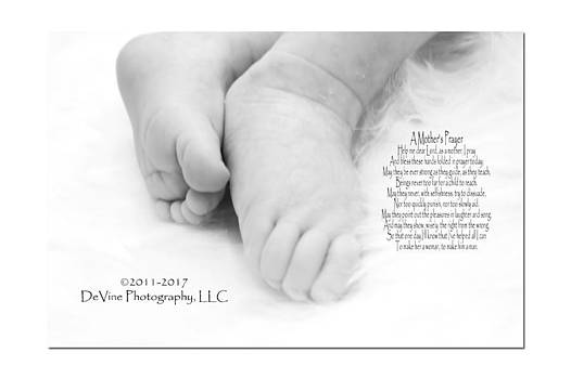 Baby Feet by Stephani JeauxDeVine