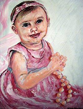 Amanda Dinan - baby girl 2