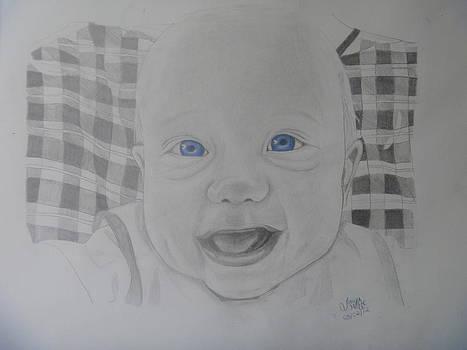 Baby Liam by Tonya Hoffe