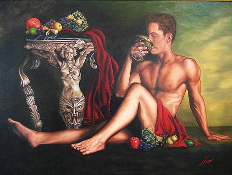 Bacchus by Lisa Russo