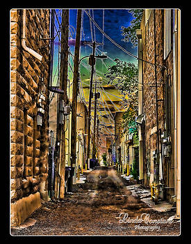 Back Alley by Linda Constant