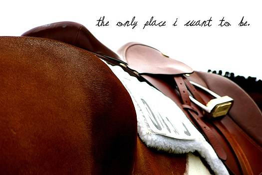 Back In The Saddle by Jessica Clark