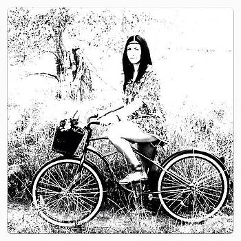#back #retro #vintage #bike#hippie by Ange Exile DuParadis