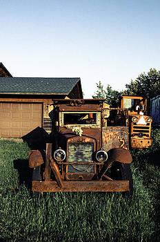 Back Roads by Paul Plaine