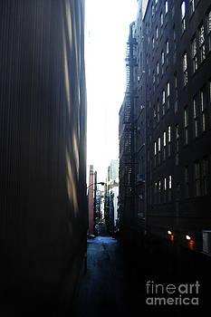 Back Street by John  Fix