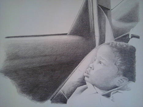 Backseat Thoughts by Aaron Johnson