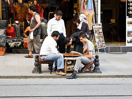 Kantilal Patel - Backstreet Backgammon