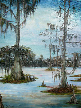 Backwater Blues by Judy Merrell