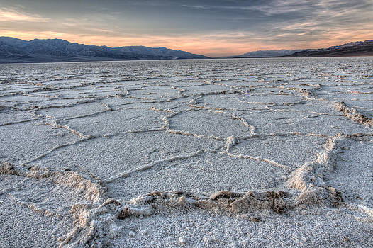 Badwater by Gerry Mann