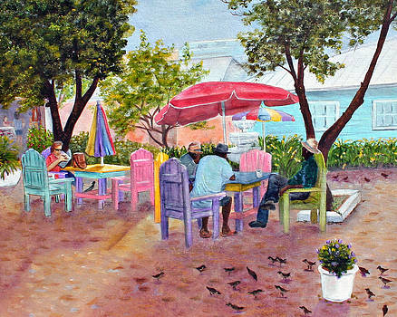 Dorothy Riley - Bahama Market