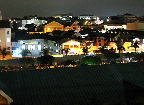 Bahama Night by David Campbell